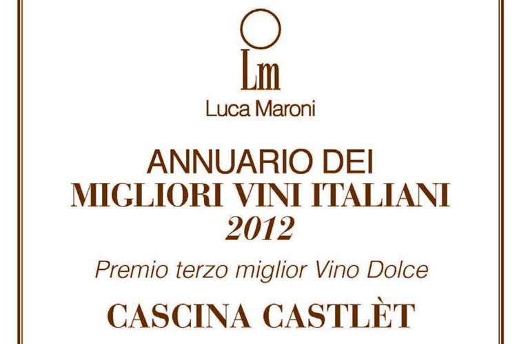 Annuario dei Migliori Vini Italiani 2012.