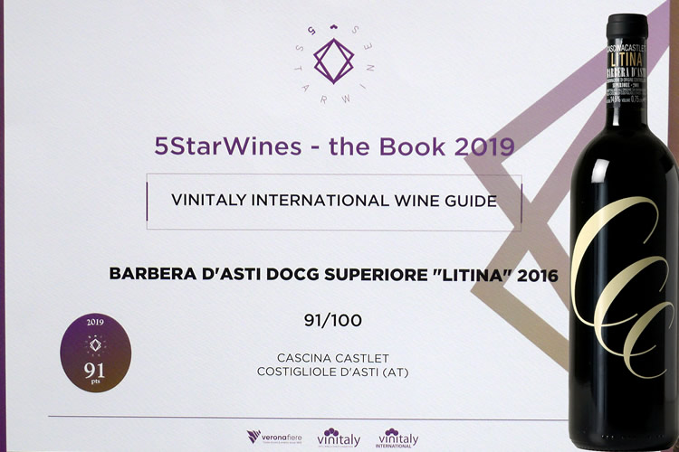 5StarWines - the Book 2019.