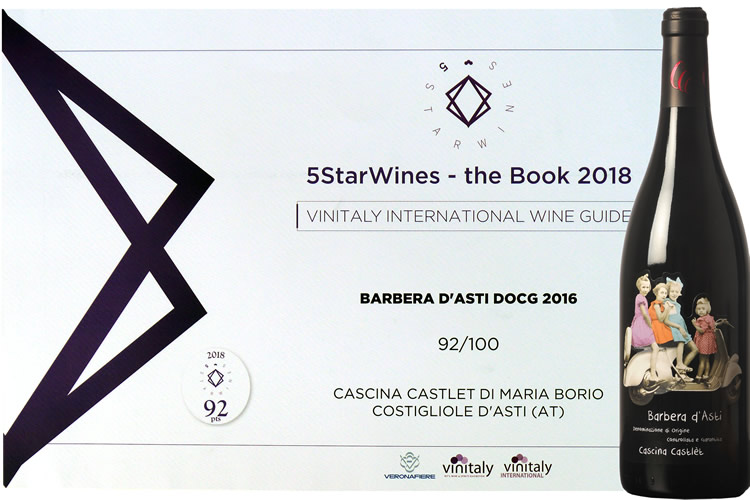 5StarWines - the Book 2018.