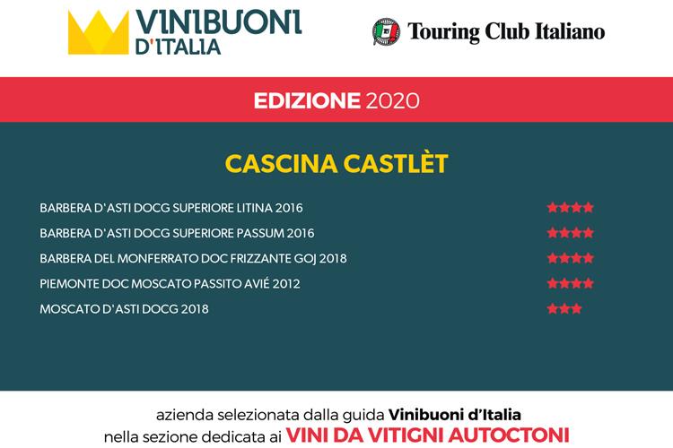 Vinibuoni d'Italia 2020.