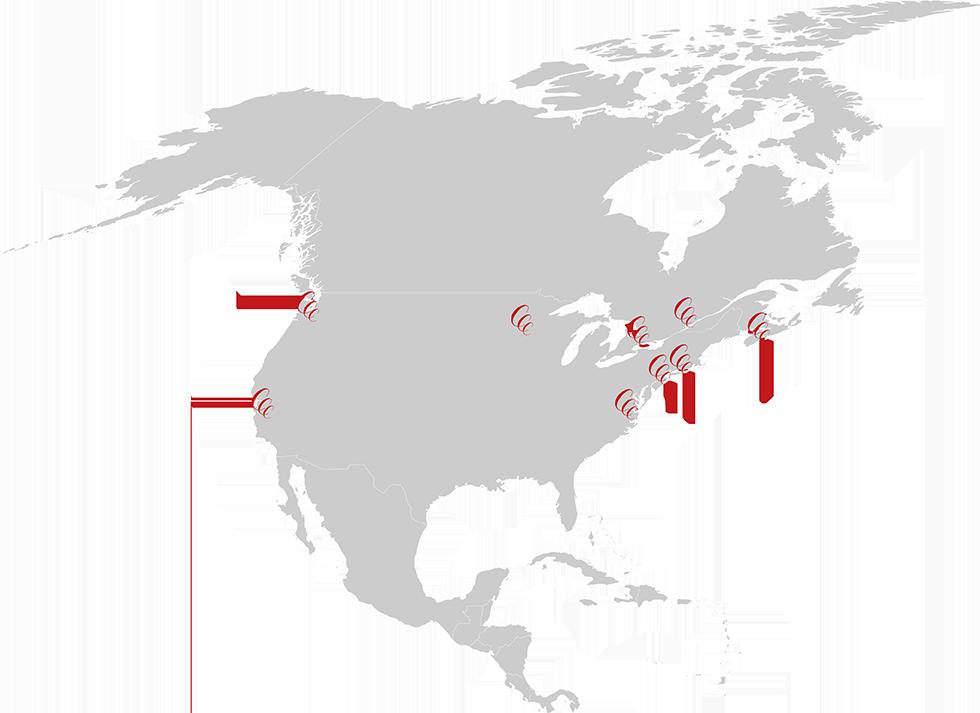 Nordamerika.