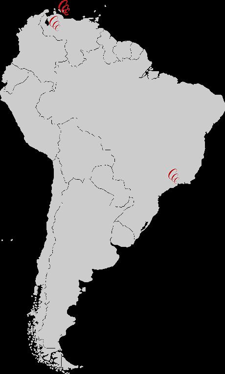 America del Sud.