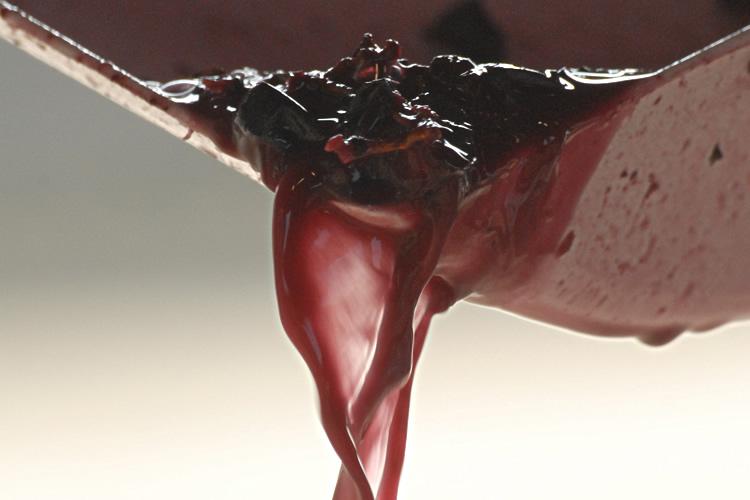 Castlèt Rosè - Ho lasciato nel torchio il rosso carico dei miei acini di Barbera.
