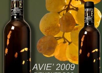 Douja d'or 2013, il Moscato Passito Avié è un vino da Oscar.