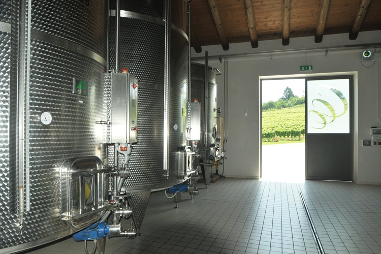 A barrier-free winery.