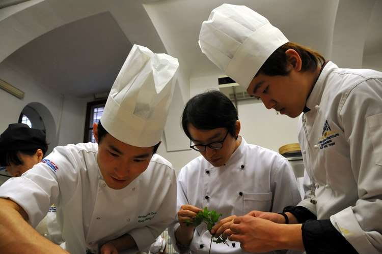 ICIF - Italian Culinary Institute for Foreigners.