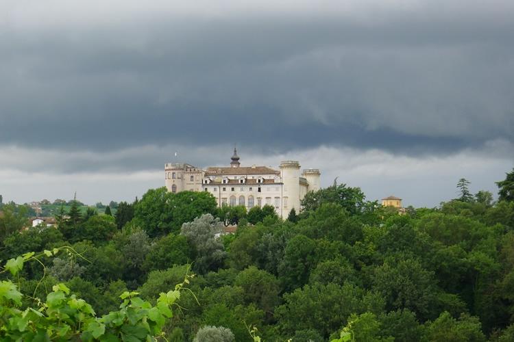 Il castello.