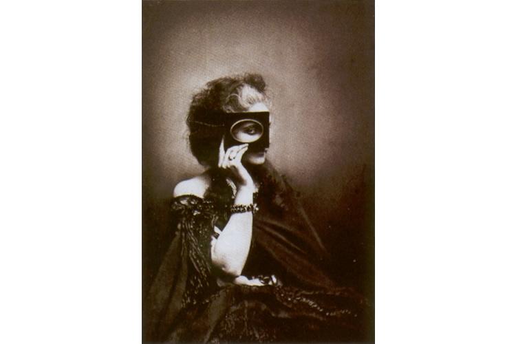 Virginia Verasis, die eher als Contessa di Castiglione bekannt ist.